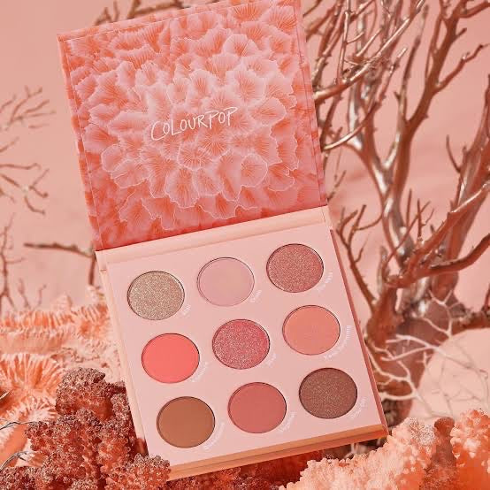 Coast to Coral Palette