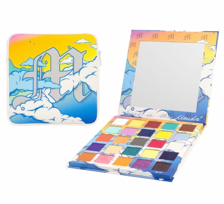 Head In The Clouds Palette & Pouch