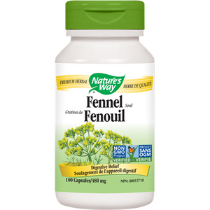 Fennel seed - 100 caps