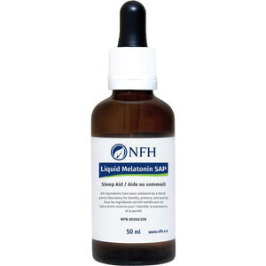 Liquid Melatonin SAP - 50 ml liquid