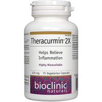 Theracurmin 2X - 75 vcaps