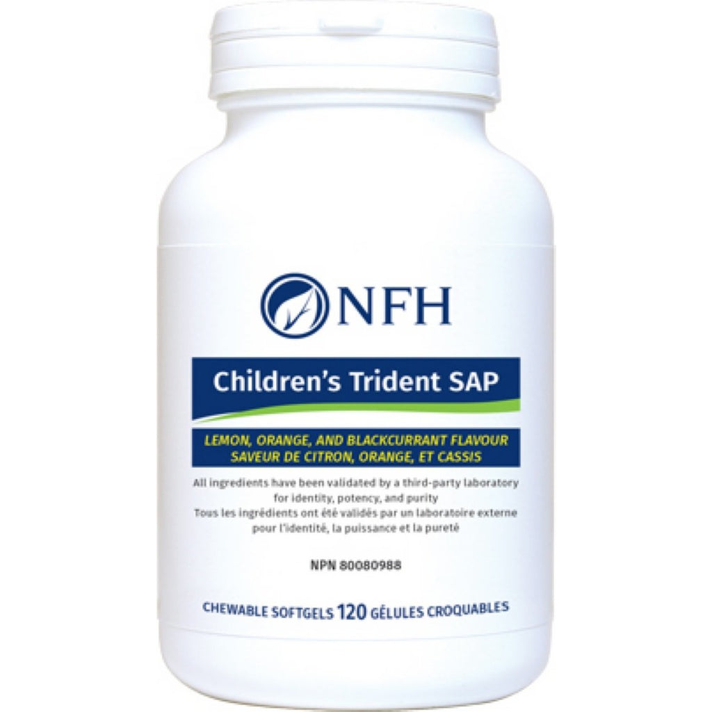 Children's Trident SAP - 120 chewable softgels
