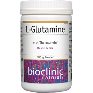 L-Glutamine & Theracurmin 30mg - 306g pwd