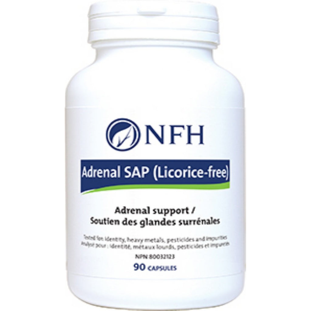 Adrenal SAP (licorice-free) - 90caps