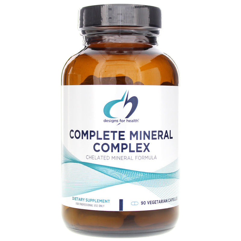 Complete Mineral Complex 90 Caps