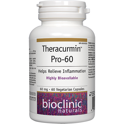 Theracurmin Pro - 600mg - 60caps
