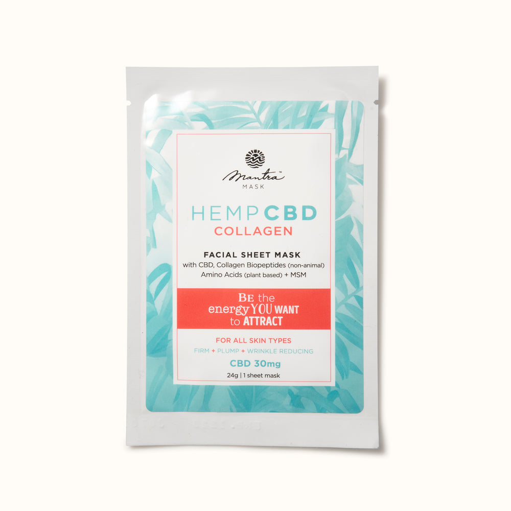 Collagen Sheet Mask 30MG