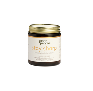 Stay Sharp Capsules