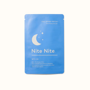 Nite Nite Patch 15MG
