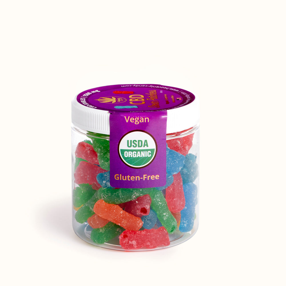 Sour Patch Gummy Bears 1500 MG