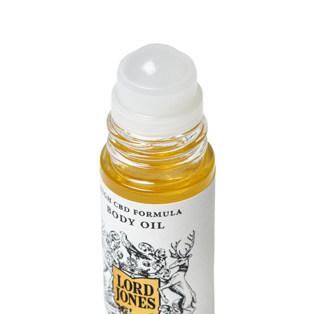 High CBD Formula Body Oil 100 Mg