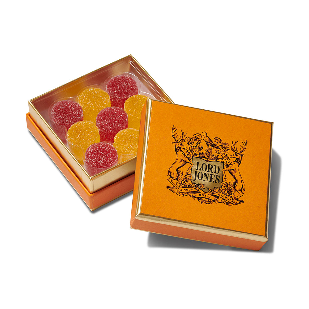 Wild Strawberry & Lemon CBD Gumdrops 20MG