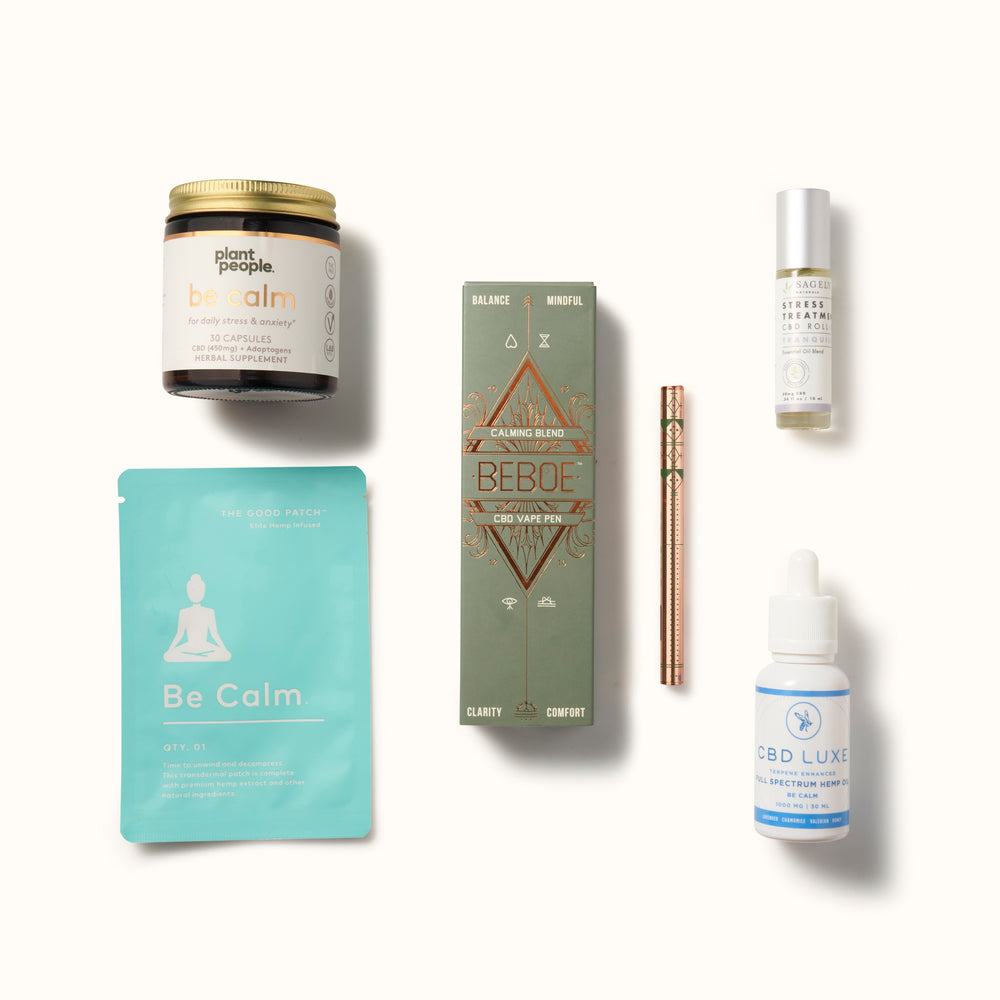 Calm Essentials Kit