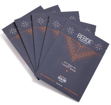 Beboe Sheet Mask Single 50MG