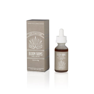 Relieve Tincture 600 MG