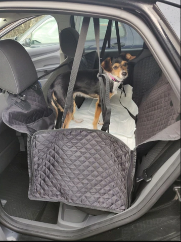 Smart Cover - Dog Car Seat - Top Quality