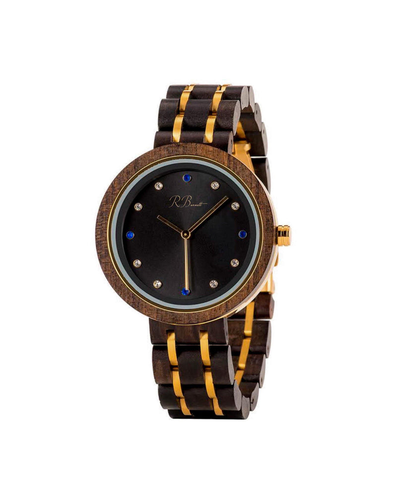 Premio - Wooden Watch - R. Burnett Brand