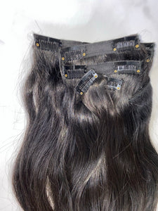 Indian Clip ins Extensions