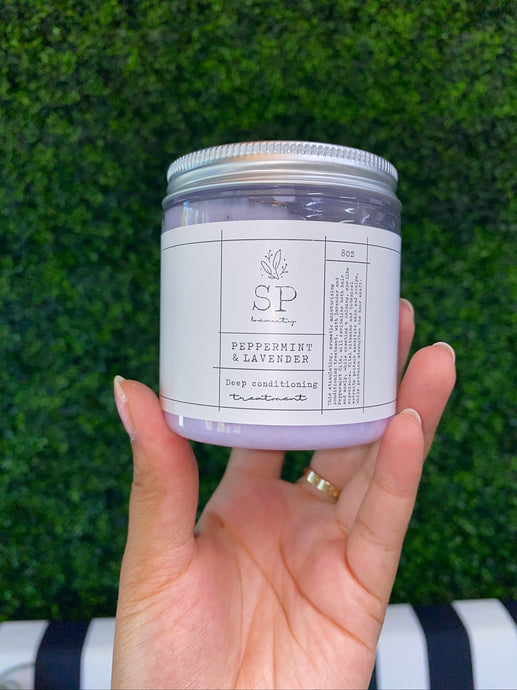 Peppermint Lavender Deep Treatment