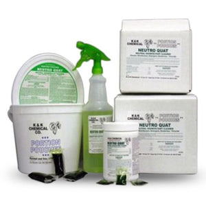 NEUTRO QUAT - RTM | Disinfectant Cleaner - K&K