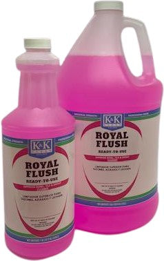 ROYAL FLUSH - RTU | Bath Bowl and Tile Cleaner - K&K