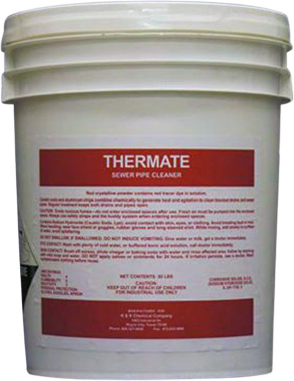 THERMATE | Sewer Pipe Cleaner - K&K