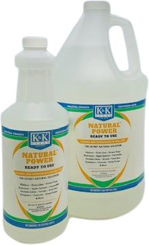 NATURAL POWER - RTU | Total Purpose Eco-Friendly Cleaner and Deodorizer