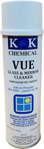 VUE | Glass and Mirror Cleaner and Polish