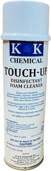 TOUCH-UP | Foam Disinfectant Cleaner