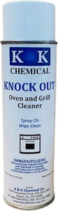 KNOCK OUT | Oven and Grill Cleaner
