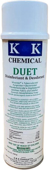 DUET | Surface Disinfectant and Deodorant