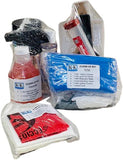 Professional  CLEAN-UP Mobile Kits | Disposable Body Fluid and Blood Borne Pathogen Clean Up