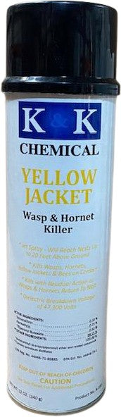YELLOW JACKET 2 | Long Range Wasp and Hornet Killer