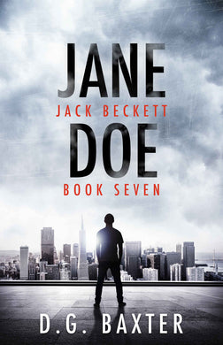 Jane Doe - Jack Beckett Book Seven