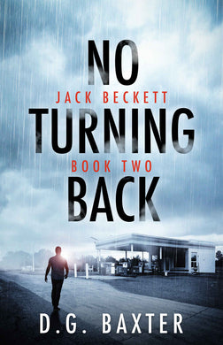 No Turning Back - Jack Beckett Book Two
