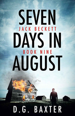 Seven Days In August - Jack Beckett Book Nine