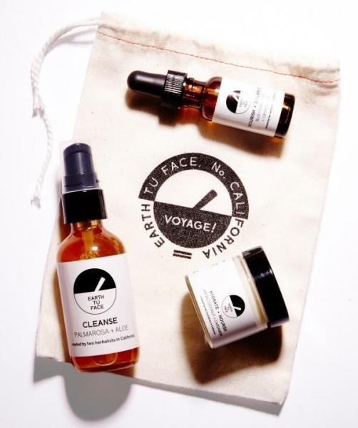 Earth tu Face Voyage Kit