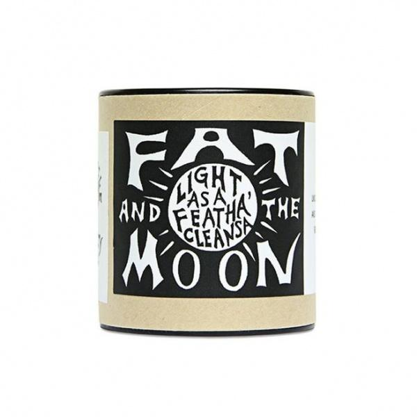 Fat & the Moon Light as a Featha' Cleansa'