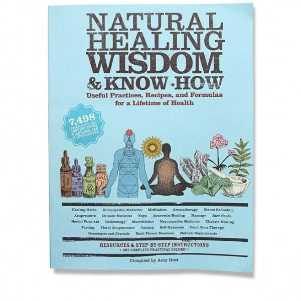 Natural Healing Wisdom and Know How - El Cosmico Provision Company