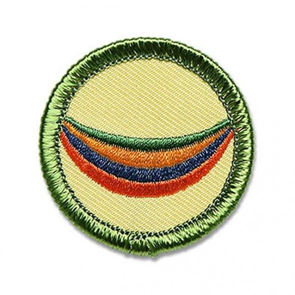Hammock Merit Badge