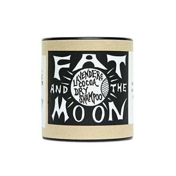 Fat & the Moon Lavender and Cocoa Dry Shampoo