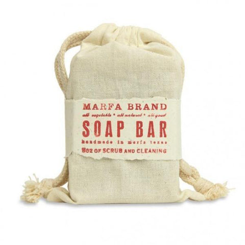 Marfa Brand Handmade Soap Bar