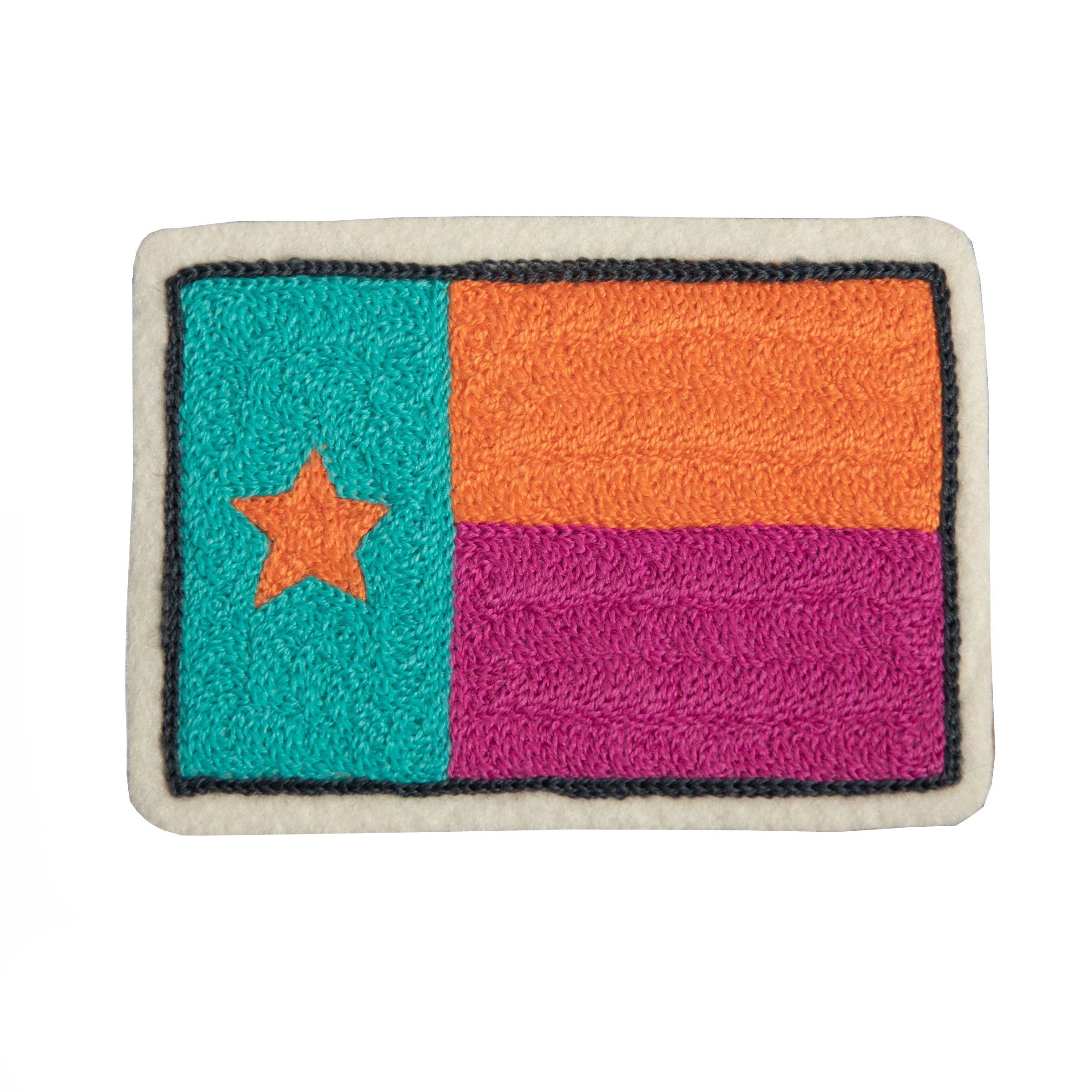 Fort Lonesome Neon TX Patch