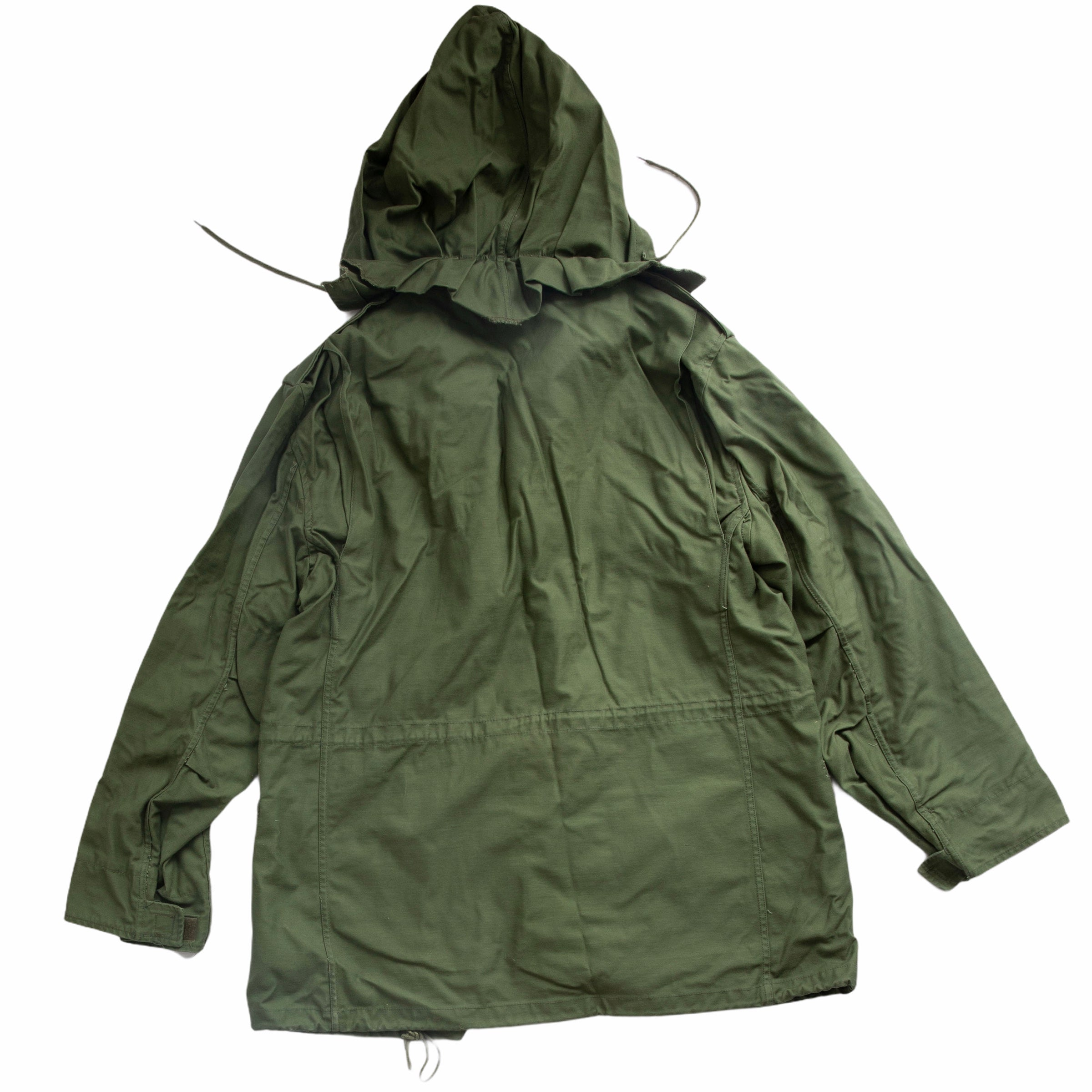 Vintage Army Green Coat