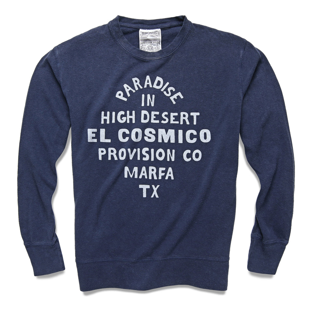 Paradise in High Desert x Jungmaven Sweatshirt