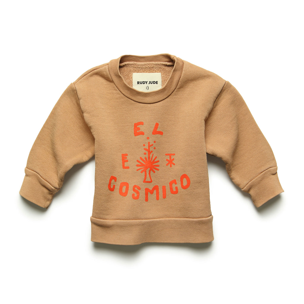 Copper Crew Neck Sweatshirt x Rudy Jude