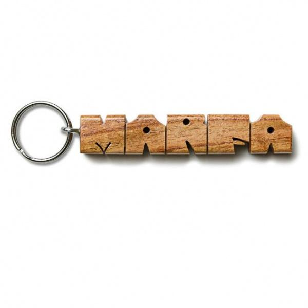 Wooden Keychains - El Cosmico Provision Company