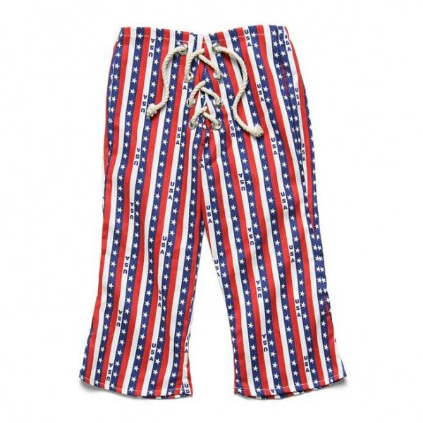 Kids Lace-Up Pants - El Cosmico Provision Company