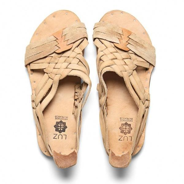 Traditional Mexican Huarache Sandals - El Cosmico Provision Company
