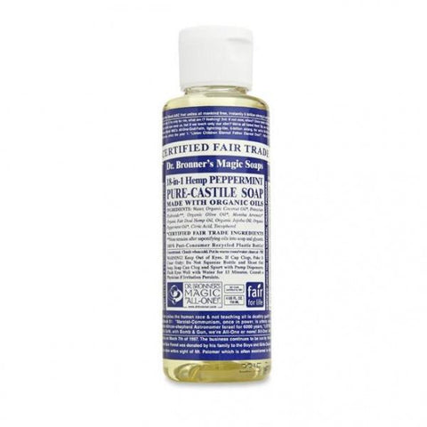 Dr. Bronners Peppermint Soap